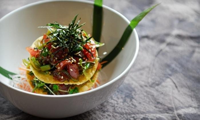 Yuki Arashi - Park City: $30 for $60 Worth of Sushi and Japanese Fare at Yuki Arashi in Park City