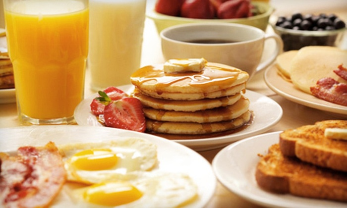 The Breakfast Place - Attleboro: Diner Breakfast for Two or Four or $5 for $15 Worth of Breakfast and Brunch Fare at The Breakfast Place in Attleboro
