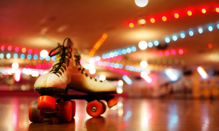 Roll On America - Lancaster: $8 for One Admission, Unlimited Laser Tag, Skate Rental, Five Tokens, and a Fountain Soda at Roll On America ($21.50 Value)