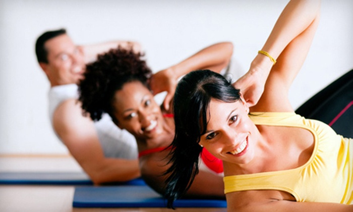 4Balance Fitness - Mauldin: 30 or 60 Days of Group Fitness Training with Body-Composition Assessment at 4Balance Fitness in Mauldin (Up to 85% Off)