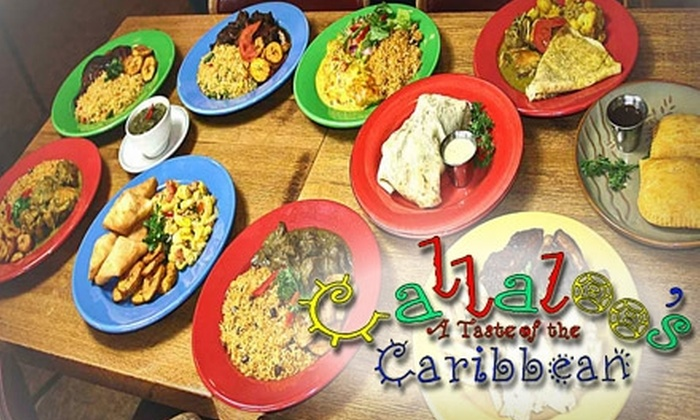 Callaloo's - South Peoria: $10 for $20 Worth of Caribbean Fare at Callaloo's