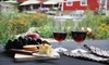 Adams County Winery - Franklin: $49 for a Creative Wine & Food Pairing Class for Two at Adams County Winery in Orrtanna ($100 Value)