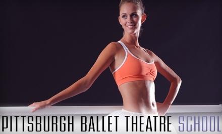 Pittsburgh Ballet Theatre School - Pittsburgh Ballet Theatre School in Pittsburgh