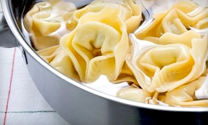 Pasta Fresh - Chicago: $7 for $15 Worth of Homemade Pasta and Sauces at Pasta Fresh