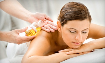60-Minute Head, Hand, and Foot Massage (a $40 value) - The Way of Massage in Columbia