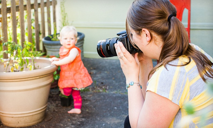 Photo Elan - Billings: $49 for Four-Hour Photography Workshop and Shootari at Photo Elan ($245 Value)