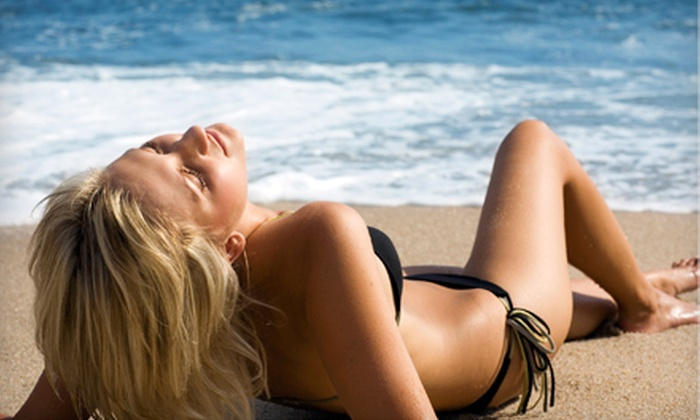 Kahuna Tanz Amarillo - Amarillo: $25 for One Month of Spray-Tanning Services at Kahuna Tanz Amarillo ($50 Value)