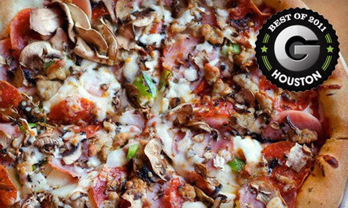 DoubleDave's Pizzaworks - Multiple Locations: Up to 55% Off at DoubleDave's Pizzaworks
