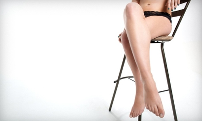 Laser Plus Spa - Multiple Locations: $99 for Six Body-Contouring and Cellulite-Reduction Treatments at Laser Plus Spa (Up to $1,494 Value)