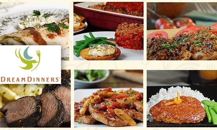Dream Dinners  - Hearth Stone: $45 for $100 Worth of Easy-to-Assemble, At-Home Meals from Dream Dinners