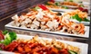Sakura Garden Japanese Steakhouse DUPE - West Hartford: $17 for $35 Worth of Upscale Japanese Sushi and Asian Buffet with Drinks at Sakura Garden West Hartford