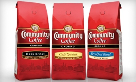 $20 Groupon to Community Coffee Company - Community Coffee Company in
