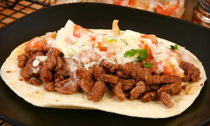 Burrito Banditos Nampa - Nampa: $7 for $15 Worth of Mexican Fare at Burritos Banditos Nampa