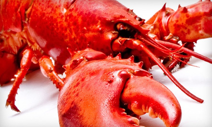 Brewster's Seafood Market - Hampton Bays: Lobster Dinner for Two or Four at Brewsters Seafood Market in Hampton Bays (Up to 55% Off)