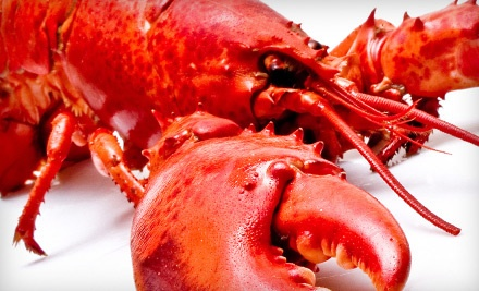 Lobster Dinner for 2 (a $40 value) - Brewster's Seafood Market in Hampton Bays