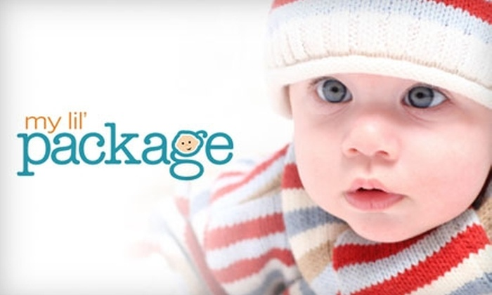 My Lil Package Baby Boutique: $10 for $25 Worth of Eco-Friendly Baby Gifts and More at My Lil Package Baby Boutique