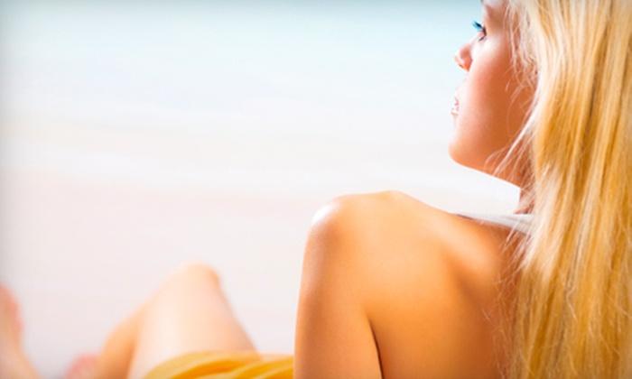 Tan Las Vegas - Henderson: One, Two, or Three VersaSpa Spray Tans at Tan Las Vegas in Henderson (Up to 67% Off)