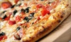 Dk's Place - Woodland: Pizza Dinner for Four with Salad and Drinks or $10 for $20 Worth of Pizzeria Fare at Dk's Place in Woodland
