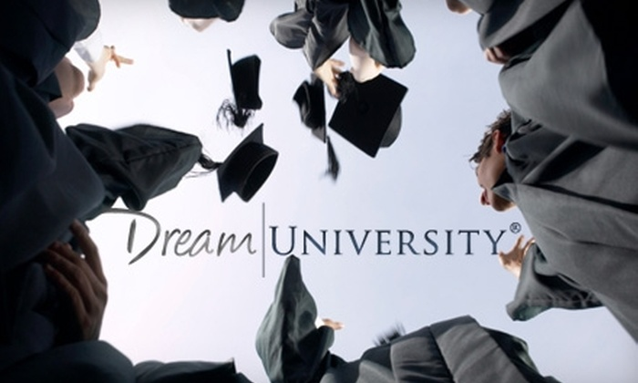 Dream University - Downtown Dallas: $49 for Admission to Create Your Future Now Workshop from Dream University