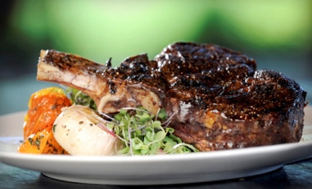 $30 Worth of Dinner for Two - Chops Steak & Fish Grill in West Haven
