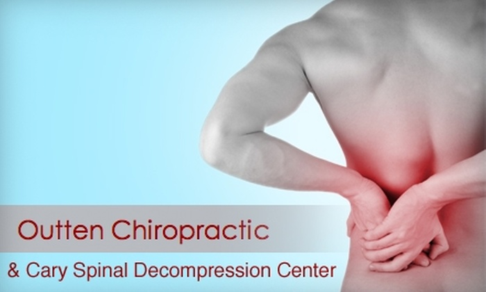 Outten Chiropractic & Cary Spinal Decompression Center - Cary: $29 for Comprehensive Chiropractic Exam, Treatment, Digital X-rays & More at Outten Chiropractic & Cary Spinal Decompression (Up to $500 Value)