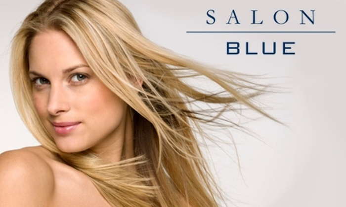 Salon Blue and Spa 190 - Mineola: Hair and Spa Services at Salon Blue and Spa 190 in Mineola. Choose from Three Options.