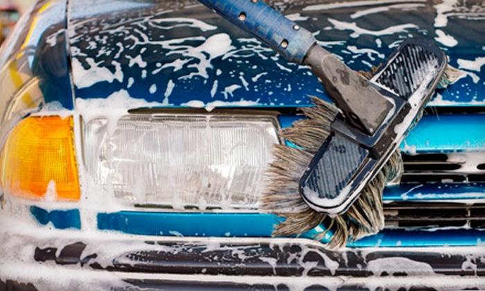 Sam's Express Car Wash - Fleetwood: Car Wash or Detail Services at Sam's Express Car Wash in Fleetwood