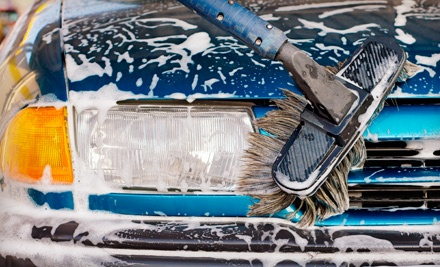 3 Ultimate Car Washes (a $33 Value) - Sam's Express Car Wash in Fleetwood