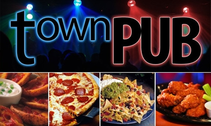 Town Pub - Marvin Gardens: $5 for $15 Worth of Pub Grub and Drinks at Town Pub
