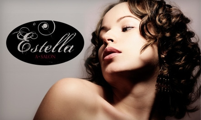 Estella A Salon - South Salt Creek: $25 for $60 Worth of Salon Services at Estella A Salon