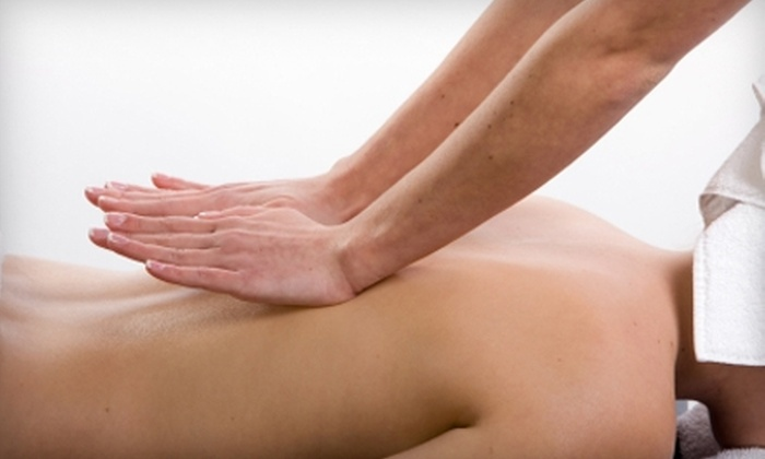 Marotta Health and Wellness Chiropractic - Clifton Park: $55 for Massage and an Ionic Footbath at Marotta Health and Wellness Chiropractic in Clifton Park ($115 Value)