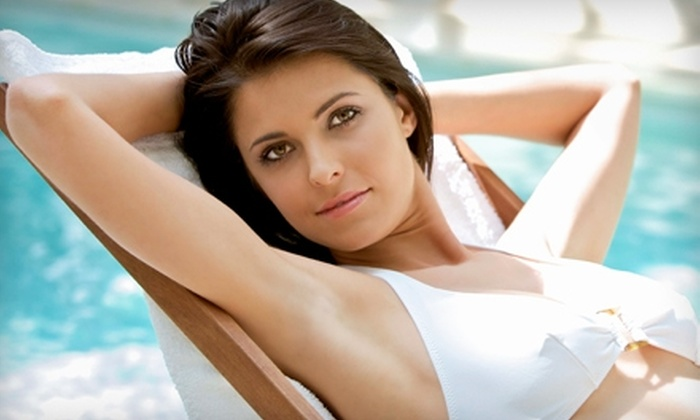 Pure M.D Lasers & Cosmetics - Perrysburg: $99 for Three Laser Hair-Removal Treatments ($450 Value) or $99 for Two Photofacial-Rejuvenation Sessions ($300 Value) at Pure M.D. Lasers & Cosmetics