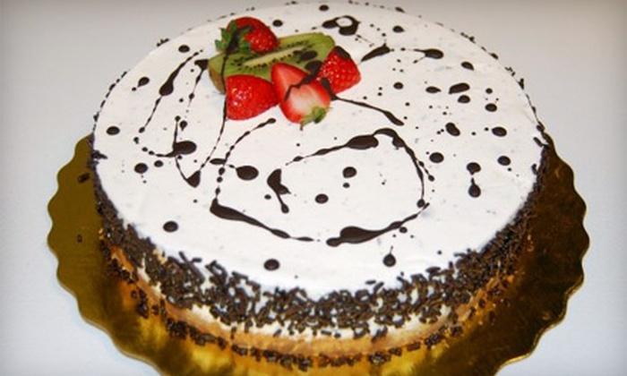 Via Veneto Gelato - Miami: $10 for $20 Worth of Gelato, Cakes, and Sweets at Via Veneto Gelato