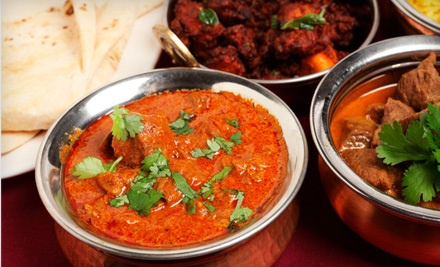 $25 Groupon to New Taste of India - New Taste of India in London