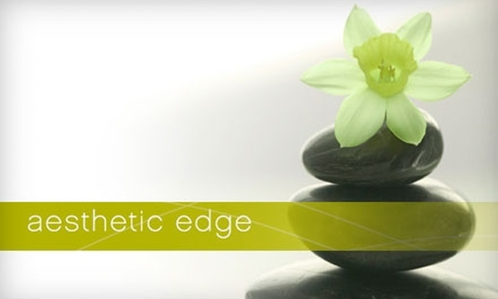 Aesthetic Edge - Redondo Beach: $50 for $125 of Med Spa Services Plus a Free Consultation at Aesthetic Edge