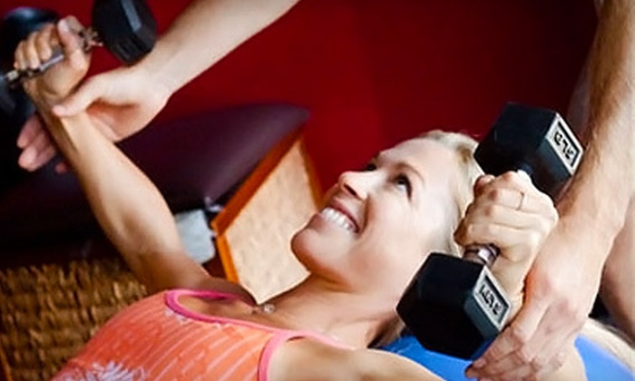 Fitness Together - Multiple Locations: $70 for Three Personal-Training Sessions at Fitness Together ($255 Value). Four Locations Available.