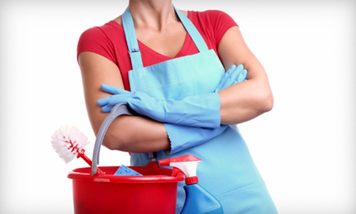 The Tidy Maids - Downtown Chapel Hill: Two-Person House Cleaning for 90-Minutes (Three Total Hours) or Two-Hours (Four Total Hours) from The Tidy Maids