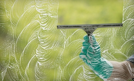 High Class Glass: Single Story Residential Window Cleaning - High Class Glass in