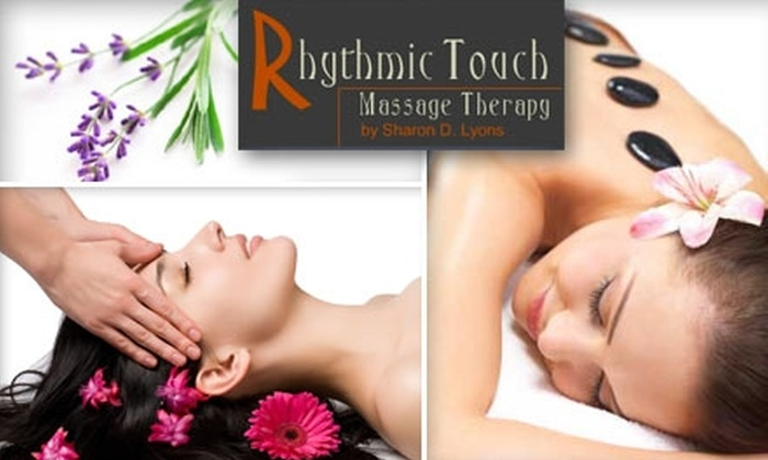 Rhythmic Touch Massage Therapy - Oak Lawn: $70 for Two Massages at Rhythmic Touch Massage Therapy
