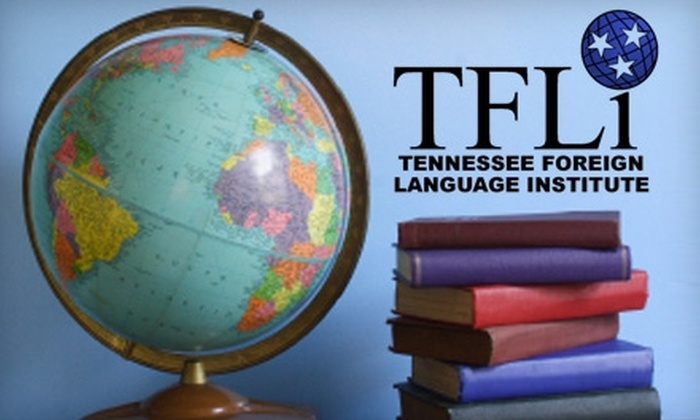 Tennessee Foreign Language Institute - Metrocenter/North Rhodes Park: $90 for Six-Week Introduction to Paris Class at the Tennessee Foreign Language Institute