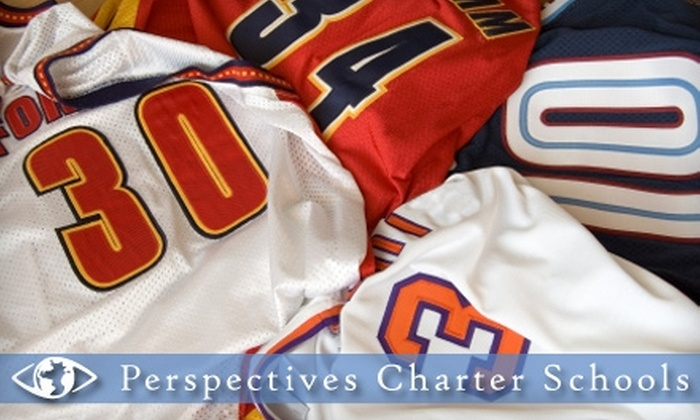 Perspectives Charter Schools: Donate $10 for New Uniforms for Student-Athletes at Perspectives Charter Schools in Chicago