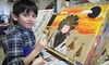ArtCastle School of Art & Clay - Hurst: $12 for a Two-Hour Summer Children's Art Class at ArtCastle School of Art & Clay in Hurst ($25 Value)