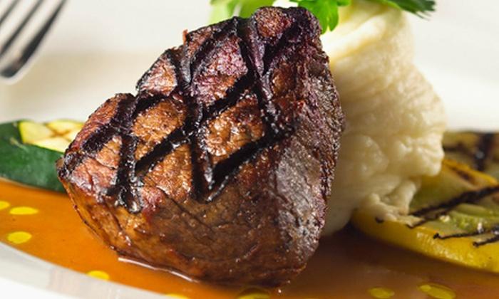 1620 Restaurant - Walnut Valley: $27 for a Three-Course Dinner during Sunday Evening Jazz at 1620 Restaurant ($55 Value)