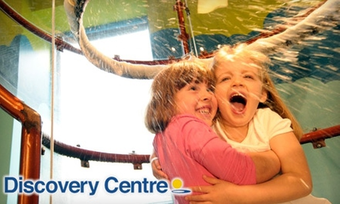 Discovery Centre - Downtown Halifax: $8 for Admission for Two at Discovery Centre (Up to a $17 Value)