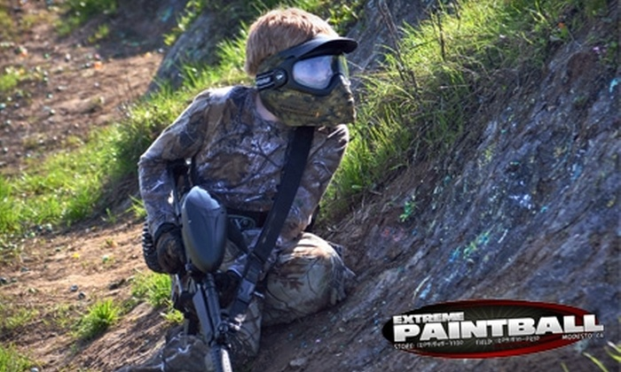 Extreme Paintball - Waterford: $20 for a Full-Day Paintball Outing at Extreme Paintball ($45 Value)
