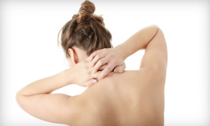 Stotts Chiropractic - San Angelo: $49 for Spinal Adjustments, Fitness Evaluation, and Range of Motion Spinal-Exam Package at Stotts Chiropractic ($390 Value)