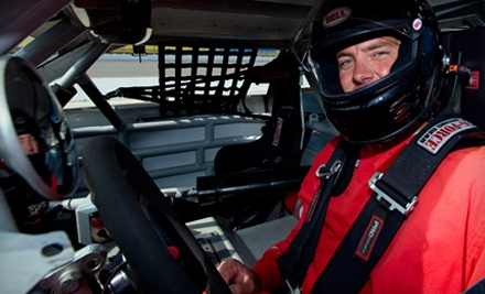 Ride-and-Drive Extreme Experience (a $598 total value) - Springport Motor Speedway in Springport