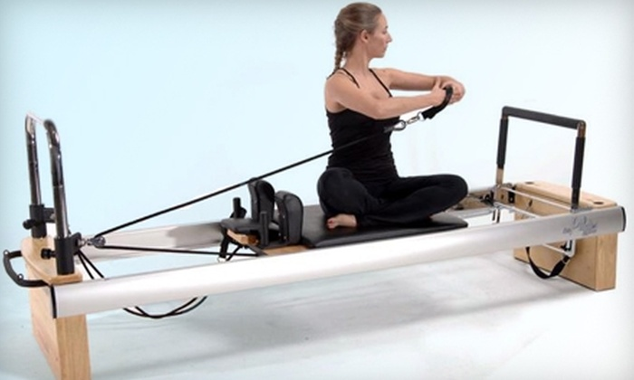premier pilates cypress 50 for five pilates reformer classes and three farinfrared - Pilates Reformer Machine