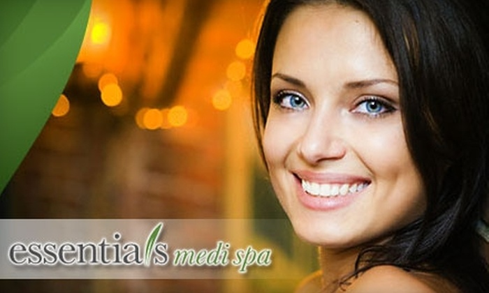 Essentials Medi Spa - Spokane / Coeur d'Alene: $35 for a European Facial ($75 Value) at Essentials Medi Spa