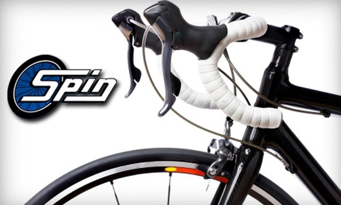 Spin Bike Shop - Lakewood: $30 for a Bike Tune-Up at Spin Bike Shop ($60 Value)